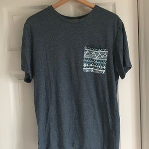 "Mens large PacSun t shirt by ""on the byas"""